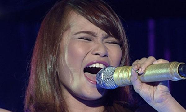 Rachel Gabreza Tawag ng Tanghalan