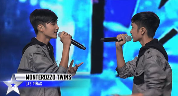 Singing Beatbox Duo Monterozo twins