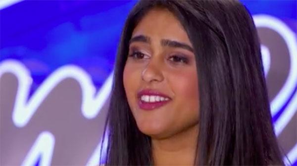 Sonika Vaid American Idol audition