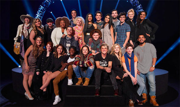American Idol Season 15 Top 24