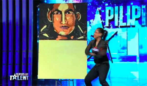 Odette Cagandahan PGT Painter
