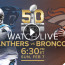 Super Bowl 50 Panthers vs Broncos