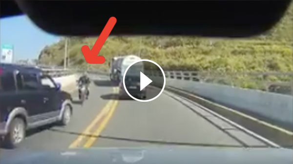 benguet accident video