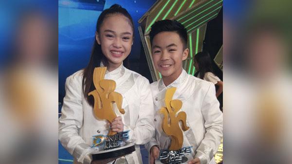 lucky aces dance kids winner