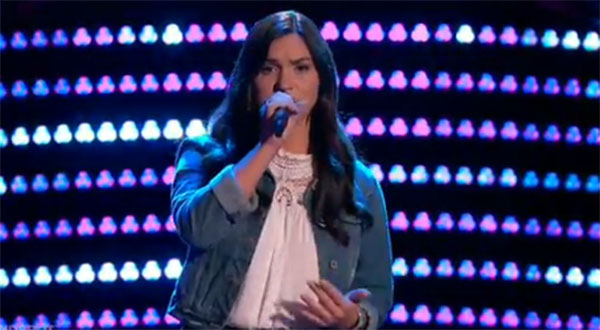 Abby Celso The Voice 10