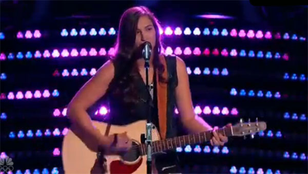Angie Keilhauer the Voice