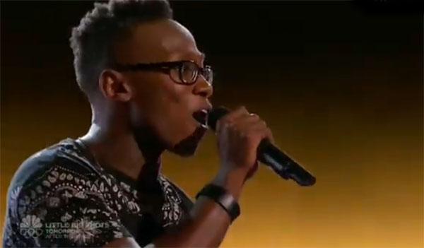 Brian Nhira The Voice
