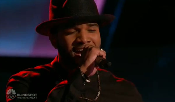 Bryan Bautista The Voice 10