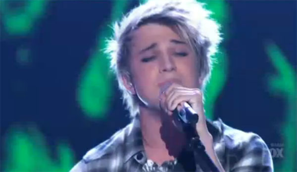 Dalton Rapattoni American Idol