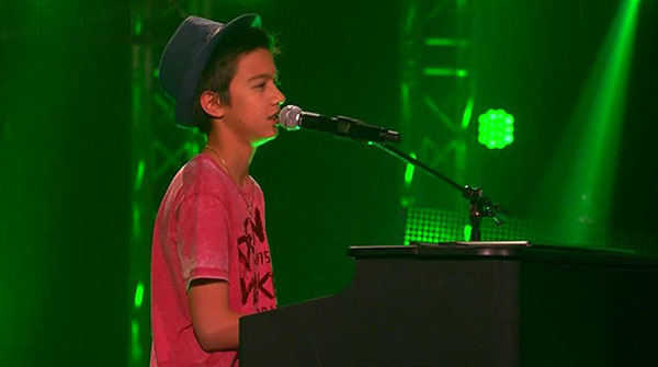 Filipino Lukas Janisch The Voice Kids Germany