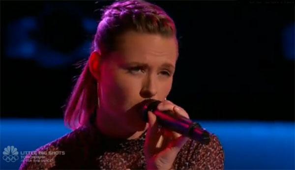 Hannah Huston The Voice Seson 10