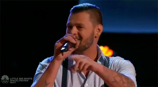 Justin Whisnant The Voice