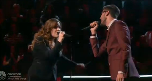 Katie Basden vs Ryan Quinn The Voice Battles