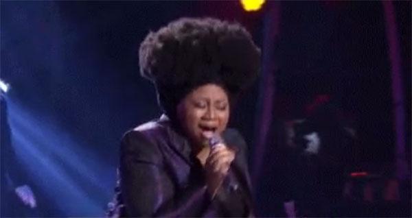 La Porsha Renae No More Drama american Idol