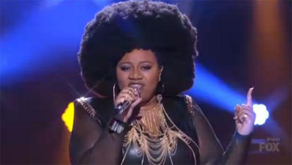 La'Porsha Renae American Idol top 6