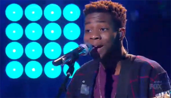 Lee Jean American Idol top 8