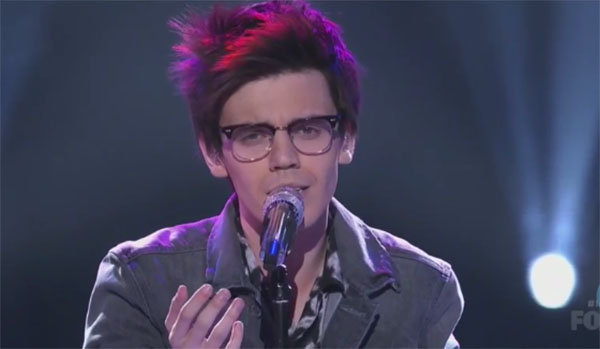 MacKenzie Bourg American idol Top 6