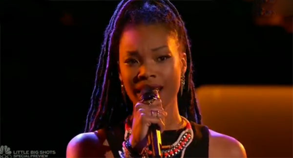 Maya Smith The Voice