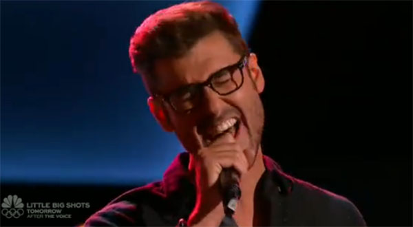 Ryan Quinn The Voice