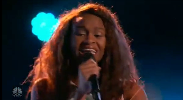 Shalyah Fearing The Voice 10