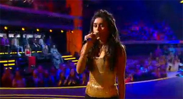 Sonika Vaid American Idol Top 8