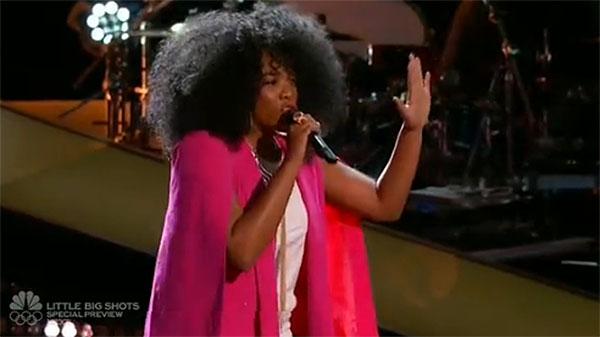 Tamar Davis The Voice