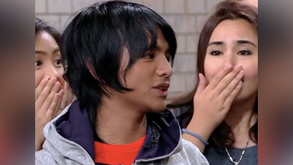 jeyrick sigmaton carrot man bubble gang video