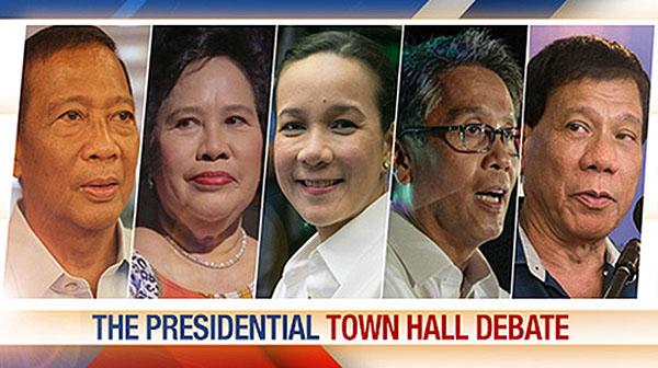 3rd PiliPinas Debate 2016 ABS-CBN Presidential Debate Live Coverage