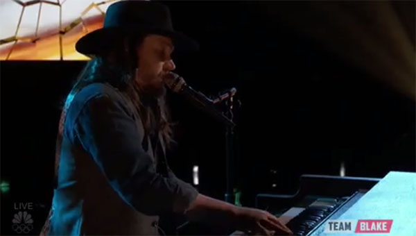Adam Wakefield The Voice Top 12