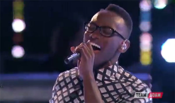 Brian Nhira The Voice Live Playoffs