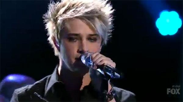 Dalton Rapattoni American Idol Top 3
