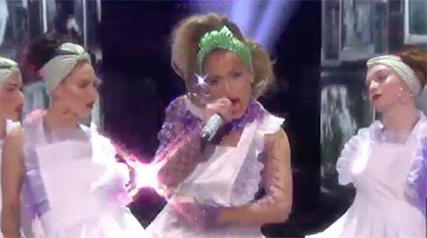 Jennifer Lopez Aint Your Mama american idol finale