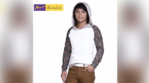 Jeyrick Sigmaton Carrot Man Boardwalk endorser