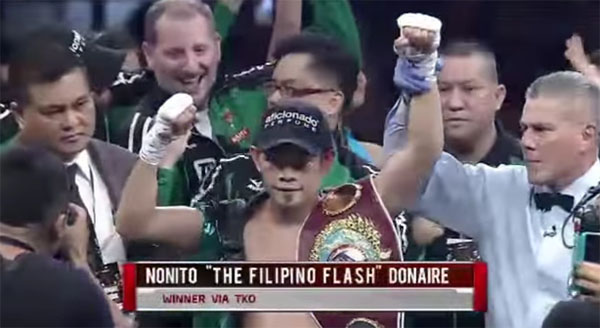 Nonito Donaire vs Zsolt Bedak replay highlights
