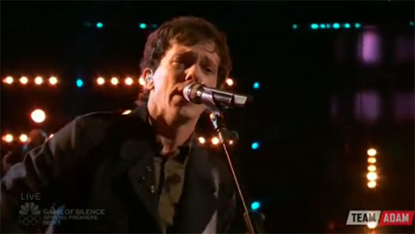 Owen Danoff The Voice Live Playoffs