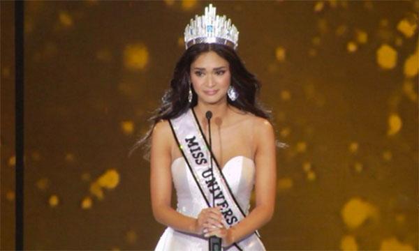 Pia Wurtzbach emotional speech on Binibining Pilipinas 2016