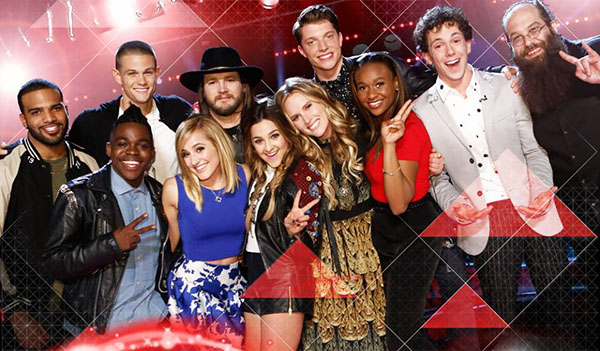 The Voice Results Tonight Top 11