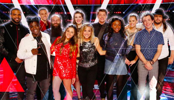 the voice elimination results tonight top 12