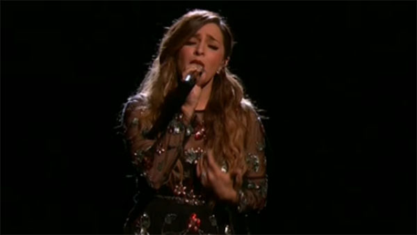Alisan Porter Down That Road The Voice Finale