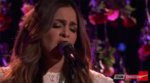 Alisan Porter The Voice Top 8