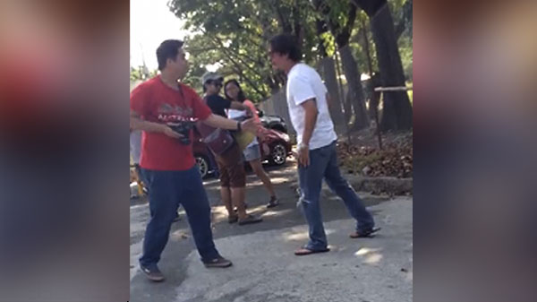 Baron Geisler attacks UP student video