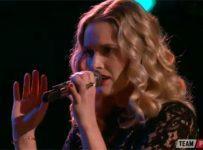 Hannah Huston The Voice Top 10