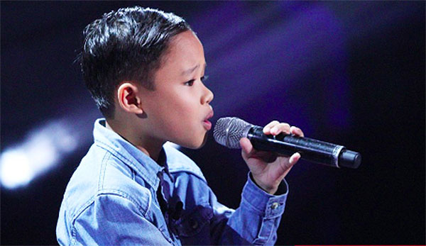 John Paul Gumandoy The Voice Kids PH