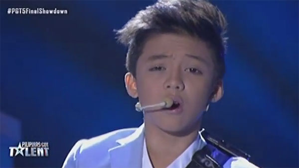 Kurt Philip Espiritu PGT 5 grand final