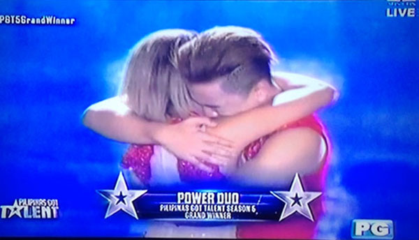 PGT 5 Power Duo Winner
