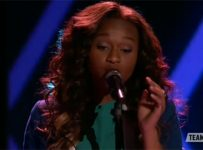 Shalyah Fearing The Voice Top 10