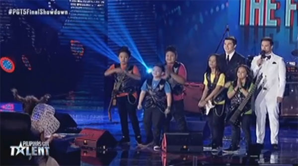 The Chosen Ones PGT 5 Finale
