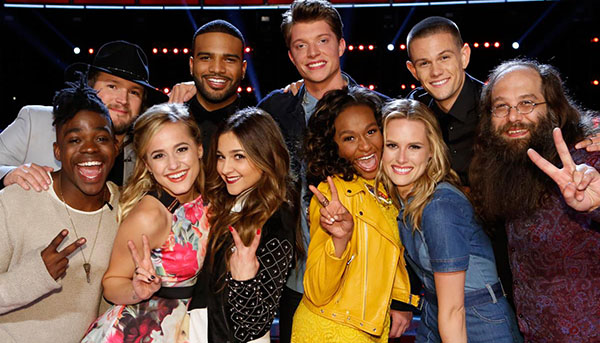 The Voice Results Tonight Top 10 Elimination