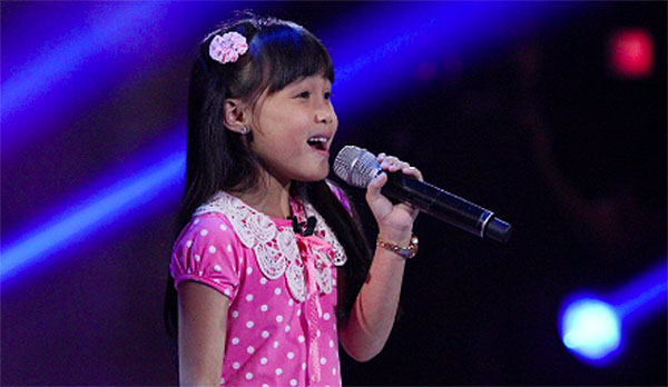 Yessha Calzada The Voice Kids Philippines
