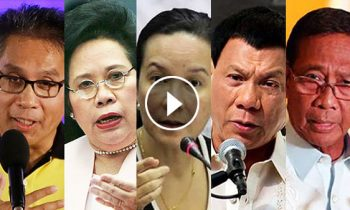 Philippine Presidential Election 2016 Results, Winners, Vote Tally, Live Coverage and Updates